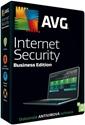 Obrázek AVG Internet Security Business Edition, licence pro nového uživatele, počet licencí 15, platnost 1 rok