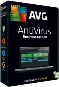 Obrázek AVG Anti-Virus Business Edition, licence pro nového uživatele ve zdravotnictví, počet licencí 10, platnost 2 roky
