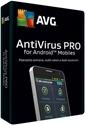 Obrázek AVG Antivirus PRO pro mobily, obnovení licence, počet licencí 1, platnost 1 rok