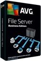 Obrázek AVG File Server Edition, licence pro nového uživatele, počet licencí 40, platnost 1 rok
