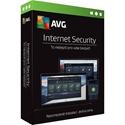 Obrázek AVG Internet Security 2018, licence pro nového uživatele, počet licencí 3, platnost 1 rok